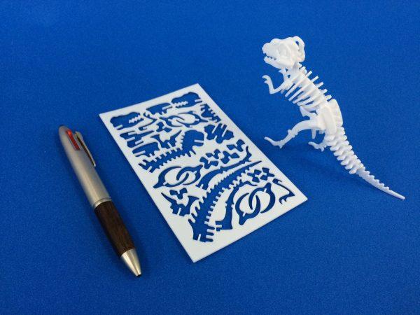 【展示商談会出展サンプル】~恐竜サンプルをつくってみました その2~