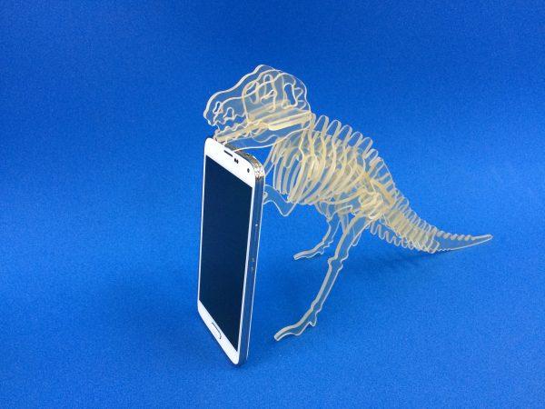 恐竜 ウレタンゴム ウォータージェット サンプル